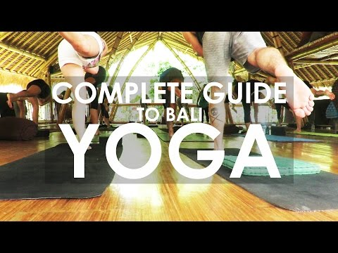 Yoga in Bali (Complete Guide) | RandomSyra