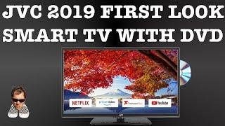 JVC LT-32C695 SMART TV NEW 2019 first look 32