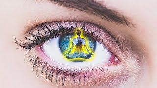 528 Hz Music for the Eyes Vision: 10'000 Hz Being Regeneration | Tibetan Bowls Slow Drum Water Sound
