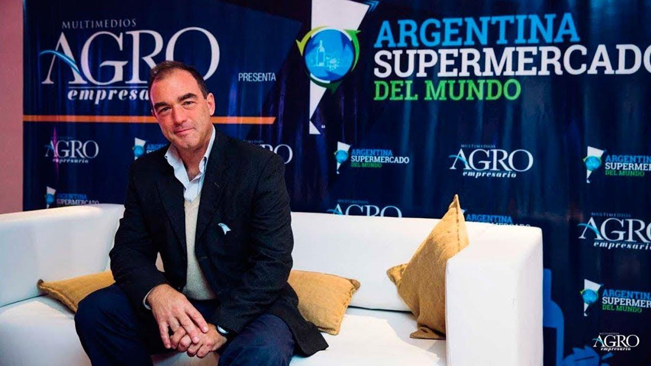 Nicolás García Romero - Dir. de Bioeconomía y Desarrollo Rural del Min. de Agroindustria de Bs. As.
