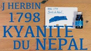 J. Herbin 1798 Kyanite Du Nepal