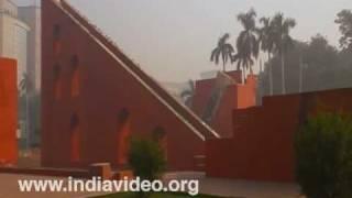Samrat Yantra in Jantar Mantar, Delhi Observatory