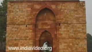 The Tomb of Iltutmish