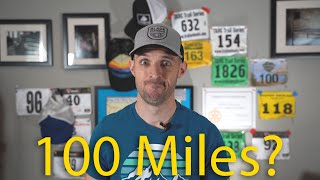 The Road to 100 - Episode 1 - Preparing for a 100 Mile Ultra Marathon
