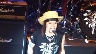 Adam Ant - B-Side Baby - Cleveland - 9/16/17