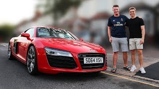 Surprising Fans To Say Thank You For My Supercar