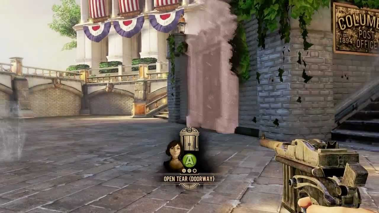 BioShock Creator Explains Science Behind BioShock Infinite's Tears