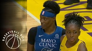 [WNBA] Minnesota Lynx vs Los Angeles Sparks, Full Game Highlights, September 8, 2019