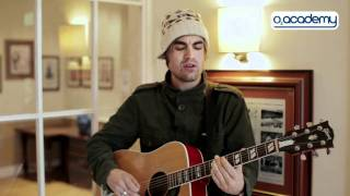 Charlie Simpson: 'Down Down Down' Acoustic Session