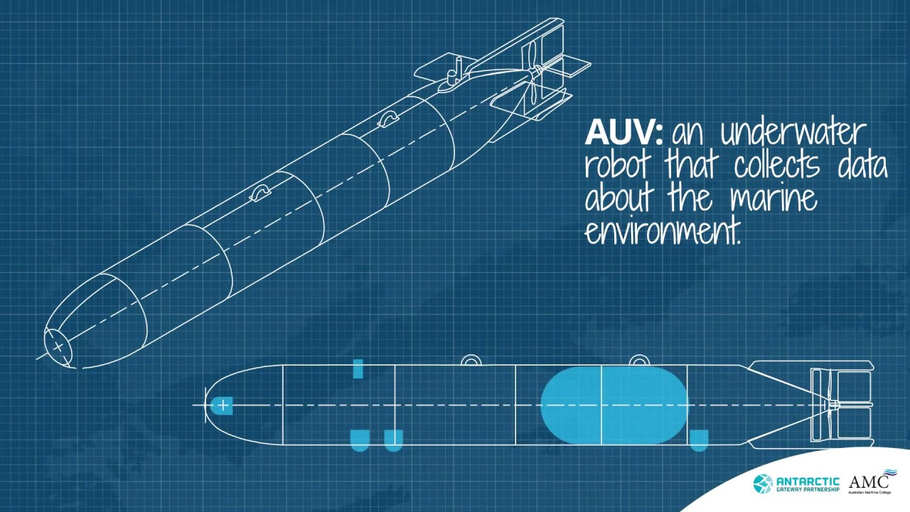 Play video: Introducing our AUV facility + polar vehicle