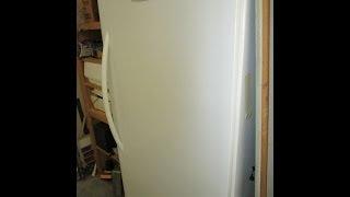 2011 Frigidaire Upright Freezer