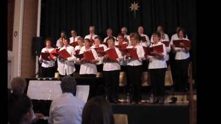 Kaniva Community Singers - And When the Angels Sang to Him