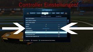 rocket league ps4 controller settings deutsch - TH-Clip