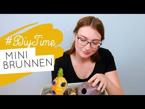 DIY-Time! Zimmer-/Katzentrinkbrunnen 💦 einfach selber bauen
