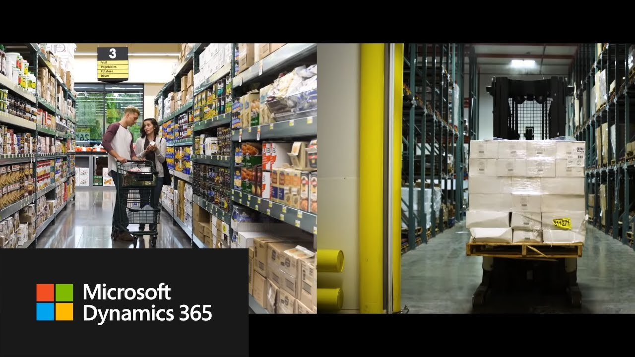 Empower your digital transformation with Microsoft Dynamics 365 ERP