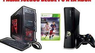 Como Descargar Juegos Gratis Para Xbox 360 Por Usb Sin Tener