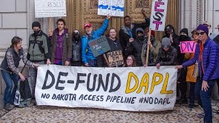 Is Your Bank Funding the Dakota Access Pipeline?