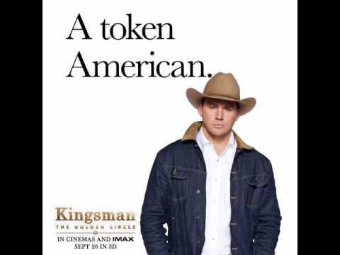 Kingsman: The Golden Circle (Character Banners)
