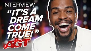 Brandon Leake Reacts to WINNING AGT - America's Got Talent 2020 thumbnail