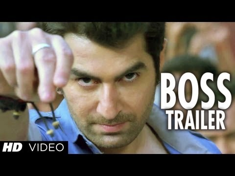 BOSS Bengali Movie 2013 (Official Theatrical Trailer) Ft. Superstar Jeet & Subhasree