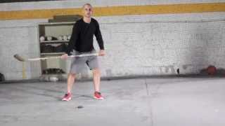 Shooting and Goal Scoring Quick Release Drill Slap Shot