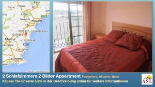 preview picture of video '2 Schlafzimmern 2 Bäder Appartment zu verkaufen in Formentera, Alicante, Spain'