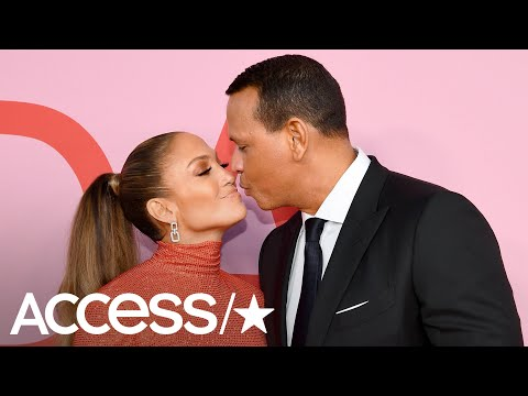 Alex Rodriguez Went To Strip Club With Jennifer Lopez For 'Hustlers' Research