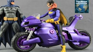 """DC Collectibles DC Comics Icons 6"""" Batgirl Of Burnside Deluxe Figure Review"""
