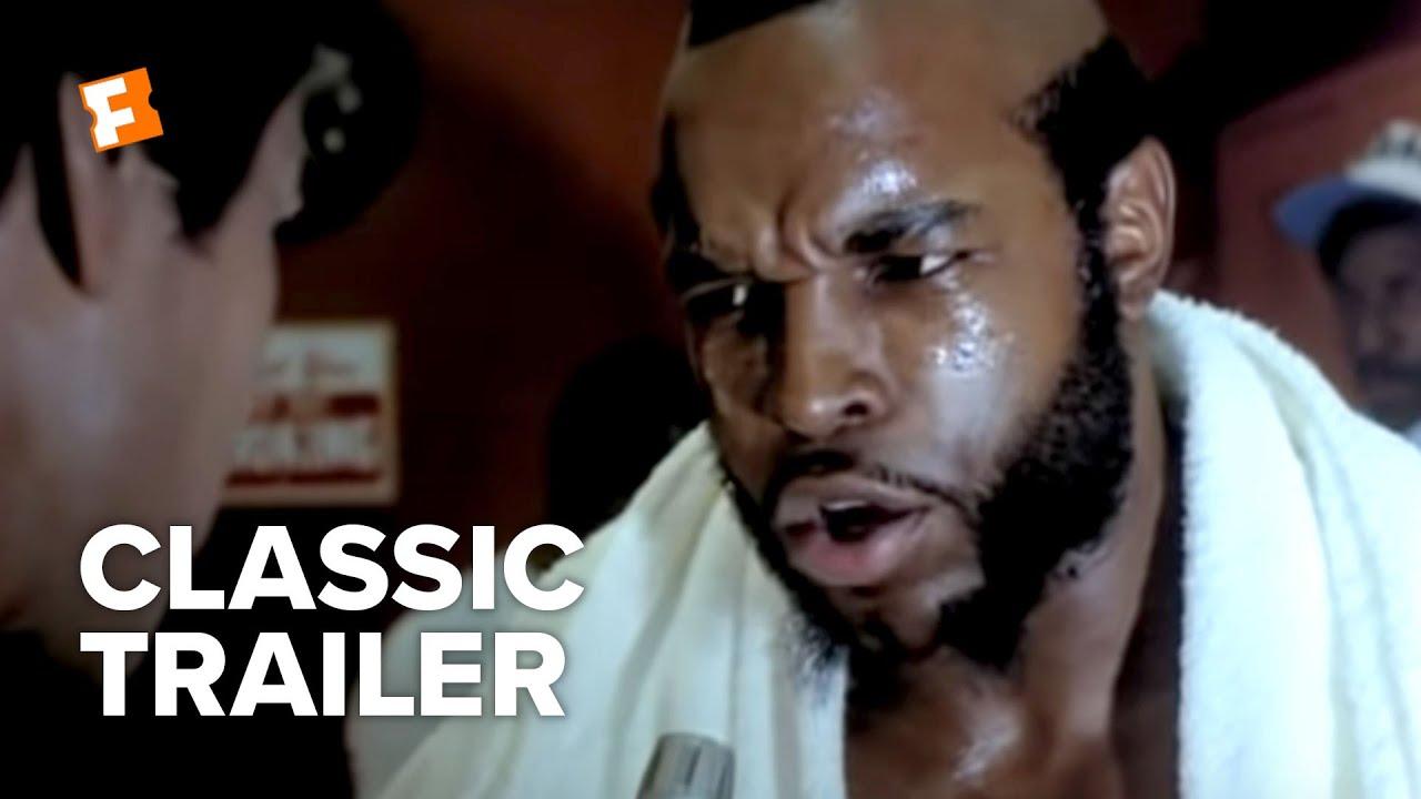 Trailer för Rocky III