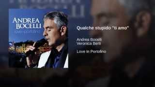 """Qualche stupido """"ti amo"""" (Live In Italy / 2013)"""