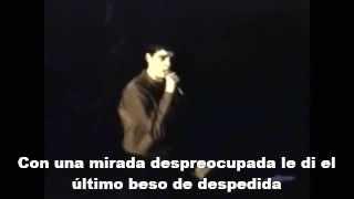Joy Division - Colony (Subtitulado Español) LYRICS ENGLISH/SPANISH