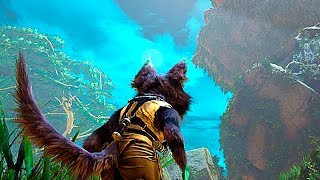 BIOMUTANT Gameplay Trailer (New Open World RPG Game) 2018