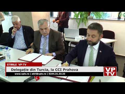 Delegație din Turcia, la CCI Prahova