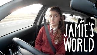 SOMEONE FOLLOWED ME HOME | Jamie's World