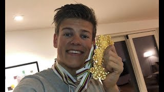 How To Celebrate A World Championship | Vlog 8³