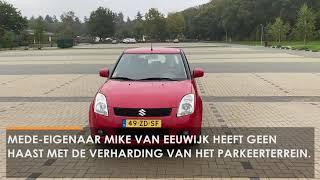 Roestelberg moet parkeerplaats verharden