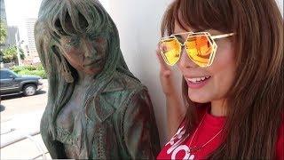 Visitando A Selena Quintanilla En Corpus Christi