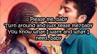Cardi B & Bruno Mars   Please Me | Lyrics On Screen