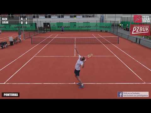 TENIS: Eliminacje Polskiej Ligi Tenisa 2019 w Krakowie [TRANSMISJA NA ŻYWO]
