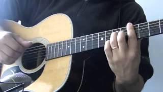 זיהוי טאבים ואקורדים של מנגינה קצרה