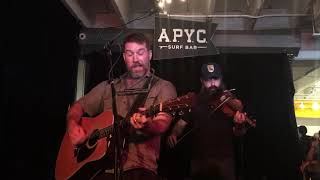 Chuck Ragan Live - Rotterdam - Pop Up Show Asbury Park NJ - 8/19/18