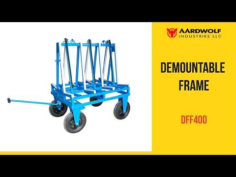Demountable Frame - Mod DFF400