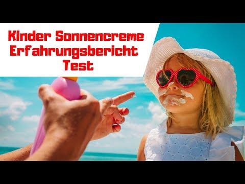 Kinder Sonnencreme Test 🌞 Erfahrungsbericht Ladival