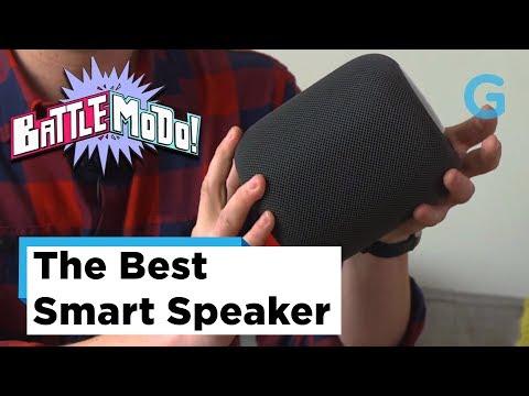 The Best Smart Speaker   Battlemodo