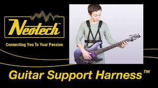 Neotech Guitar Support Harness™ Product Peek