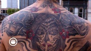 My 10 Year Tattoo Transformation | Carlos Costa
