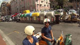 preview picture of video 'Piaggio Vespa Trip Italy 2013'