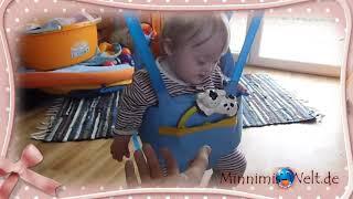 HABA Luftikus #1 | Baby / 11.Monate - Down-Syndrom | www.Laura21.de