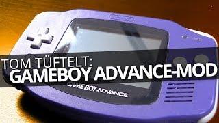 Tom Tüftelt: Ein Neuer Bildschirm Für Den GameBoy Advance!   Hooked