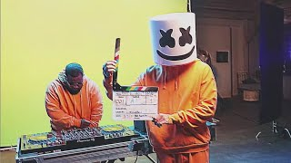 Marshmello x Carnage - Back In Time (Behind The Scenes Video)